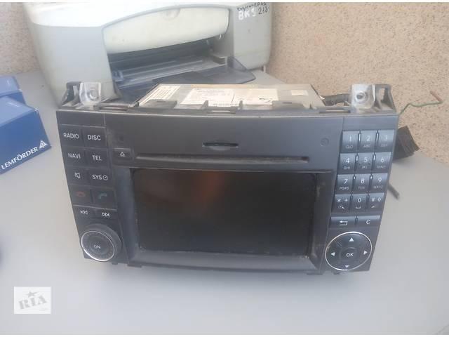 купить бу Автомагнитола с навигацией А1699007800 на Mersedes-Benz  в Киеве