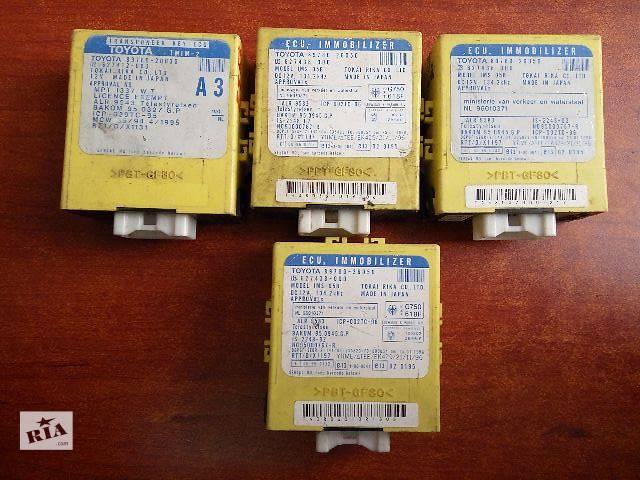 купить бу Блок управления Иммобилайзера Toyota Camry  89780-20030  89780-26050 в Одессе