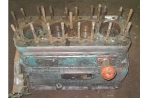 б/у Блоки двигателя
