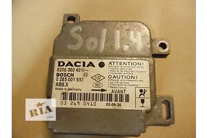 б/у Блок управления AirBag Dacia Solenza