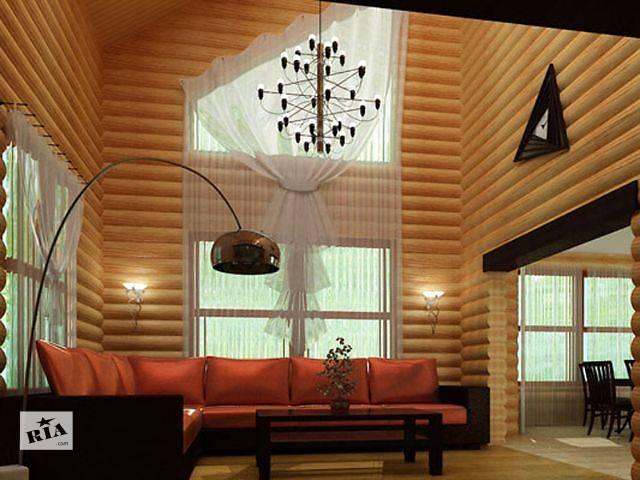 Блок хаус Сибирская Лиственница- объявление о продаже  в Симферополе