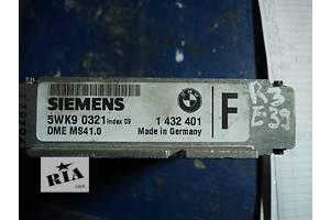 б/у Блоки управления двигателем BMW