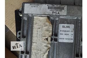 Блоки управления двигателем Peugeot 406