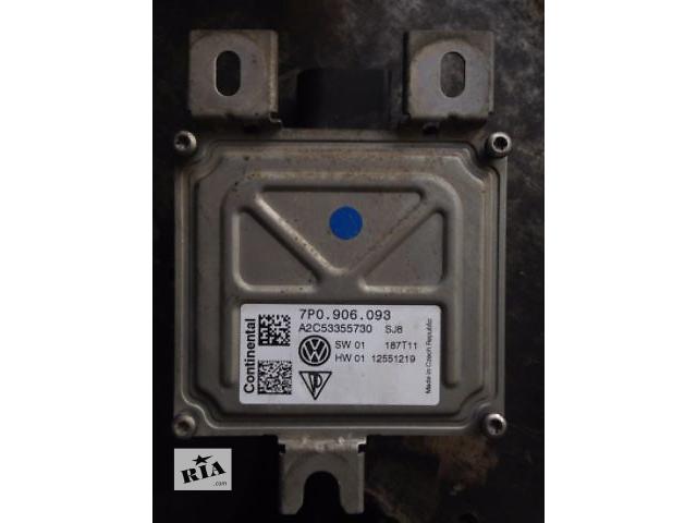 Блок управления топливным насосом Touareg 2011-2014 7P0906093- объявление о продаже  в Запорожье