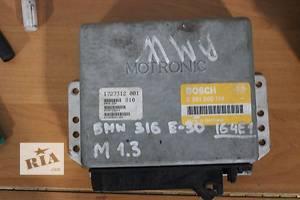 Блок двигателя BMW 316