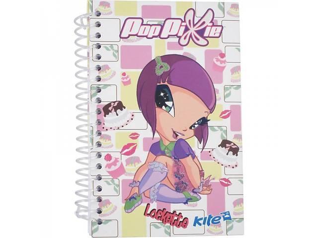 бу Блокнот картонная обложка 80 листов А5 Pop Pixie (PP13-221K) в Киеве