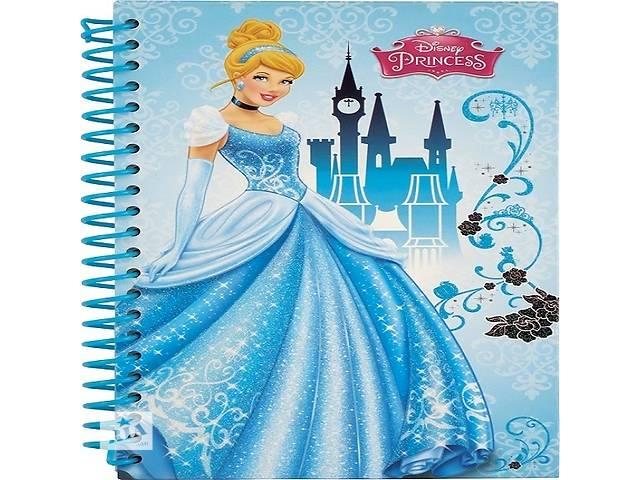 купить бу Блокнот картонная обложка 80 листов А5 Princess (P15-221K) в Киеве