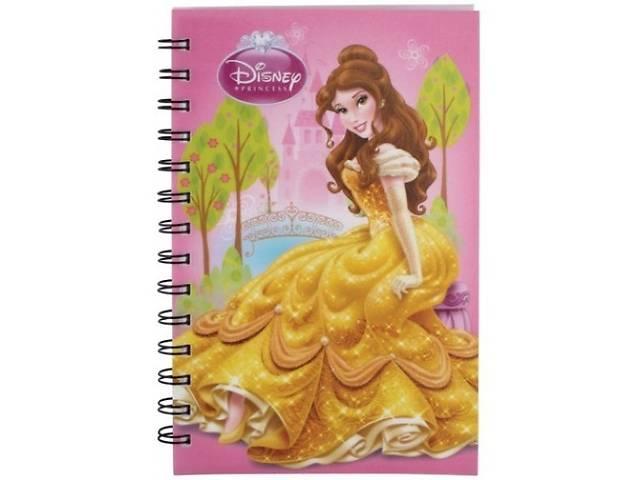 продам Блокнот пластиковая обложка 80 листов А5 Princess (P13-225K) бу в Киеве