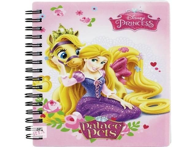 продам Блокнот пластиковая обложка 80 листов А6 Princess (P15-226K) бу в Киеве