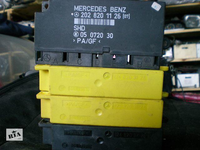 бу Блоки управления (разные)  Mercedes 124 в Луцке