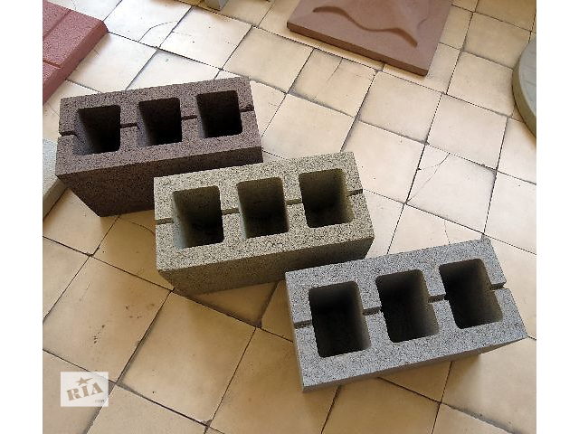 купить бу Блоки стеновые бетонные в Гнивани
