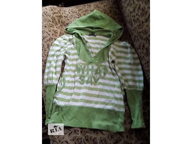 продам блуза для девочки бу в Сваляве