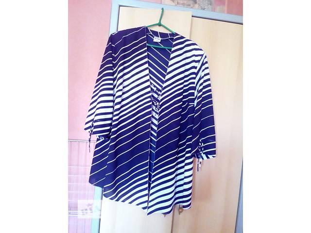 купить бу блуза для пышногрудой пышечки в Киеве