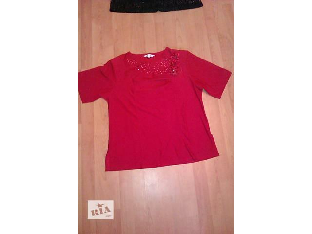 купить бу *+Блуза нарядная р.56+* в Сумах