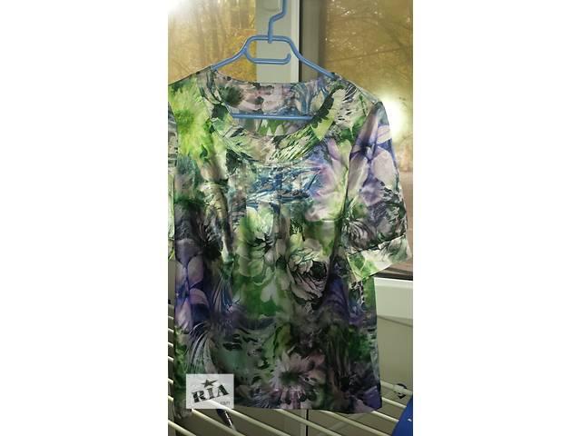 Блузка женская -шёлковая!- объявление о продаже  в Кривом Роге