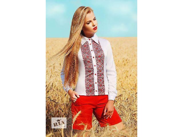 купить бу Блузы-вышиванки в Киеве