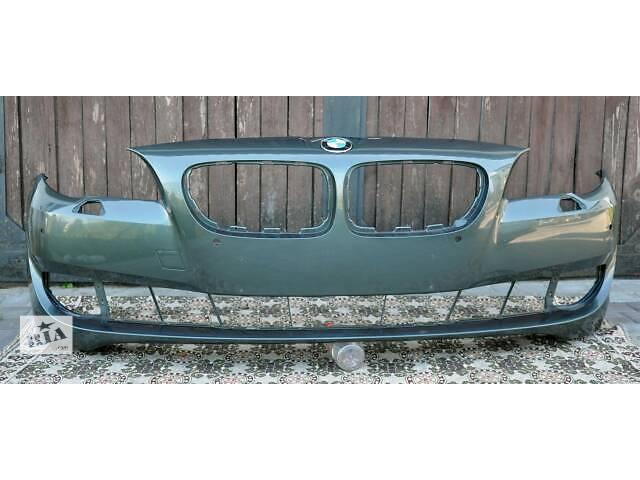 продам BMW 5 f10 передний бампер бу в Львове