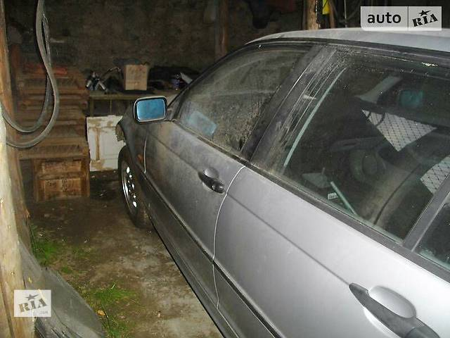 купить бу BMW e46,2.0дизель в Львове