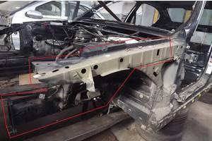 Четверть автомобиля BMW 3 Series