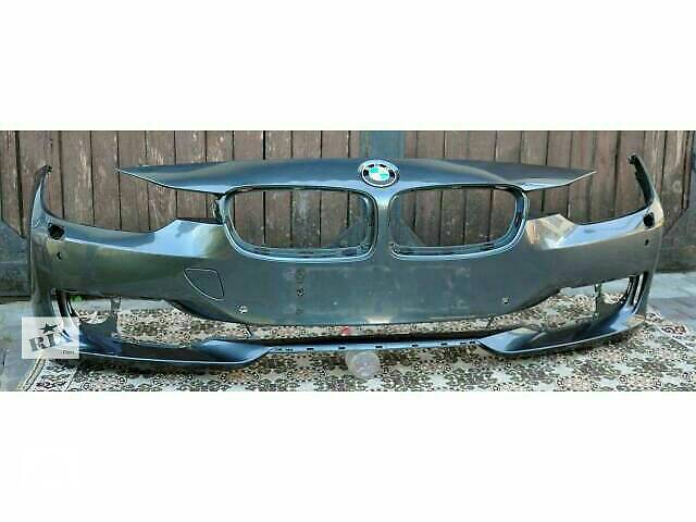 продам BMW F 30 бампер передний бу в Львове