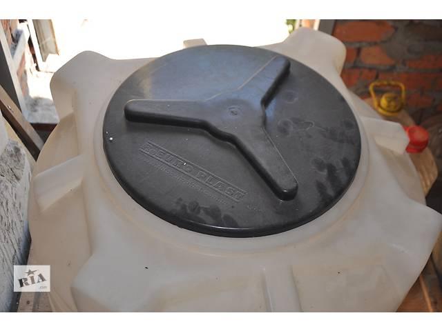бу Пластиковая бочка 200 л Емкость для жидкостей в Борисполе