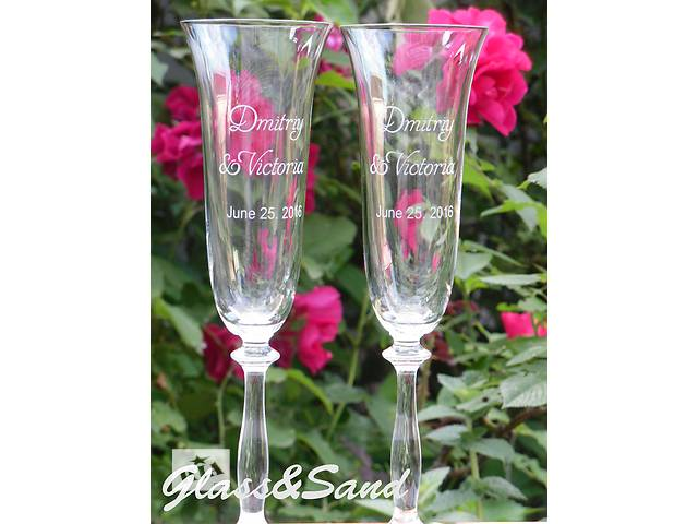 продам Бокал для шампанского Bohemia ( Angela ) бу в Днепре (Днепропетровск)