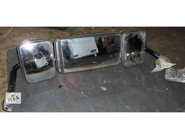 б/у Зеркало заднего вида(большое, маленько ДАФ DAF XF95  Евро 2,3- объявление о продаже  в Рожище