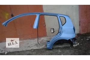 Боковина Chevrolet Aveo Hatchback (5d)