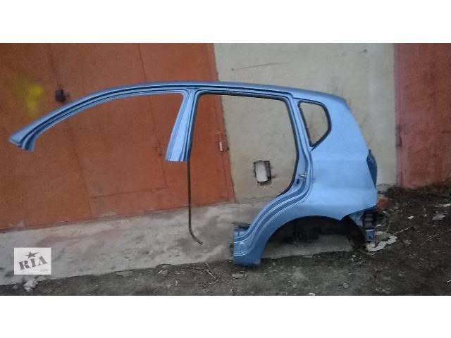 продам  Боковина для хэтчбека Chevrolet Aveo Hatchback (5d) бу в Тернополе