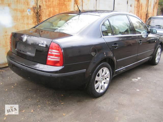 купить бу  Боковина для легкового авто Skoda SuperB с 2002 по 2008 в Полтаве
