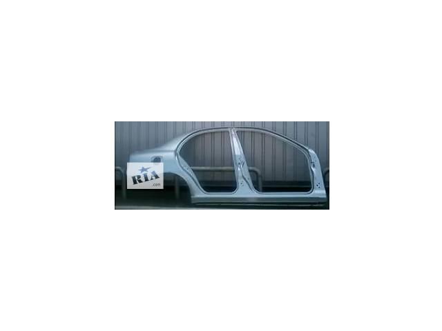 бу Боковина правая новая  для седана Chevrolet Aveo т250  ЗАЗ оцинкованая. в Ивано-Франковске
