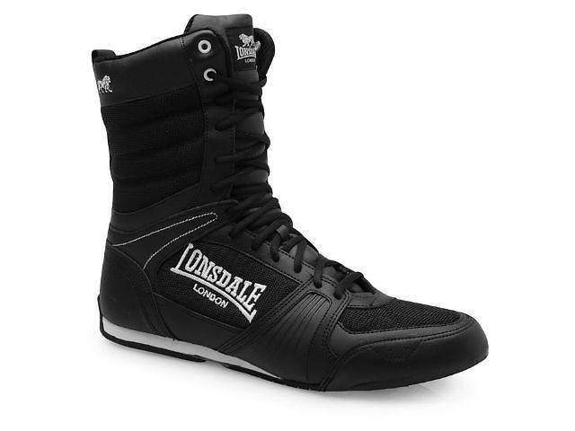 Боксерки Lonsdale Contender High Boxing Boots- объявление о продаже  в Киеве