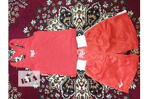 б/у Одежда для бокса, кикбоксинга и тайского бокс