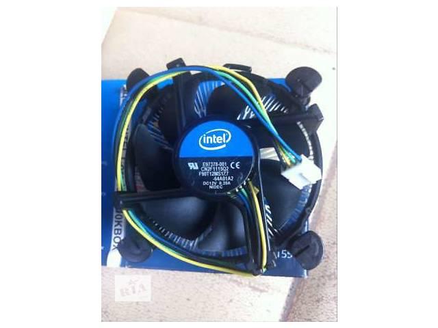 бу Боксовый кулер Intel Core i5 2500K. Socket 1155. в Киеве
