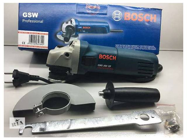 продам  Болгарка Bosch (Бош) GWS 850CE бу в Киеве