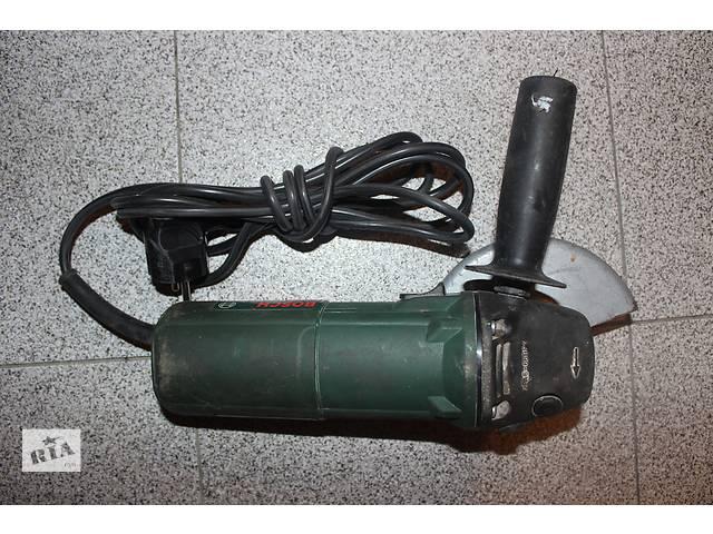 продам Болгарка Bosch PWS 7-125 710W бу в Обухове (Киевской обл.)