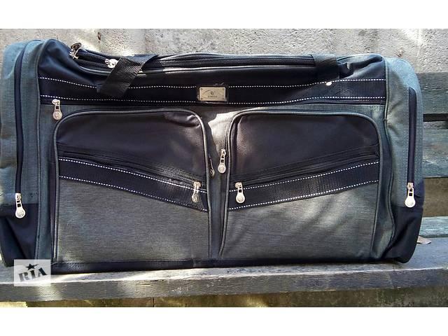 купить бу Большая дорожная сумка DingDa 80 в Ивано-Франковске