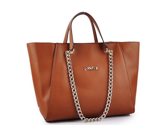Большая сумка - шоппер Guess белая, красная, коричневая и голубая наличии- объявление о продаже  в Одессе