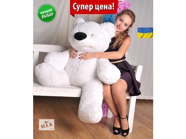 продам Большой плюшевый Мишка 1 метр (110 см) бу в Черноморске (Ильичевск)