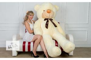 Большой плюшевый мишка 200 см по цене 990 грн! Большой плюшевый медведь 2 метра чудесный подарок девушке или ребёнку!