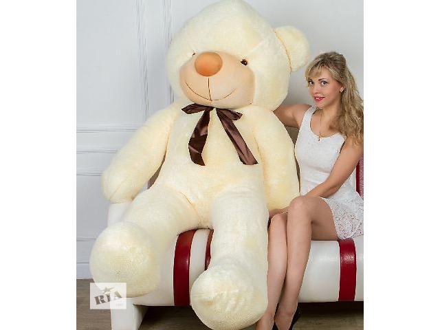 бу Плюшевий ведмедик 2 метри! в Харкові