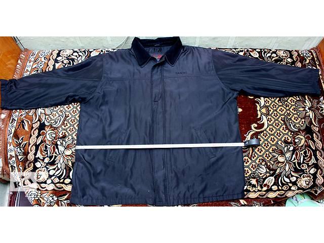 Большой размер, Куртка черная, Великан, 200 кг., Объем 170 см.- объявление о продаже  в Одессе