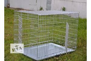 Большие клетки вольеры для собак 108-72-83 см