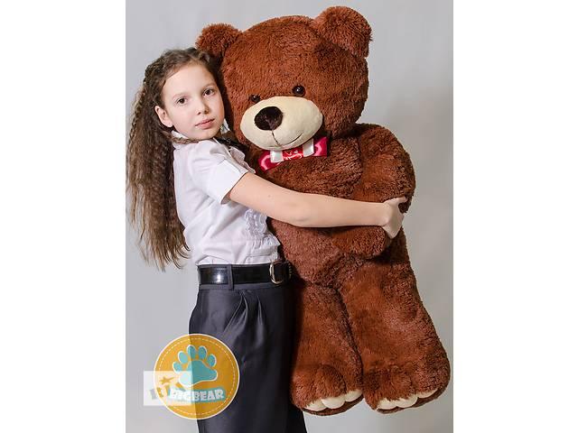 продам Большие плюшевые медведи  от производителя 130см. бу в Тернополе