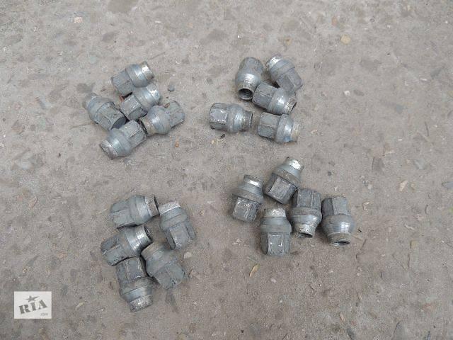 Болт колесный Легковой M12x1.25 колесные гайки SUBARU по халявній ціні!- объявление о продаже  в Львове