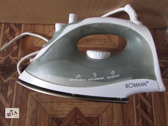 бу Bomann DB 765 CB утюг 2015 года в Дубно