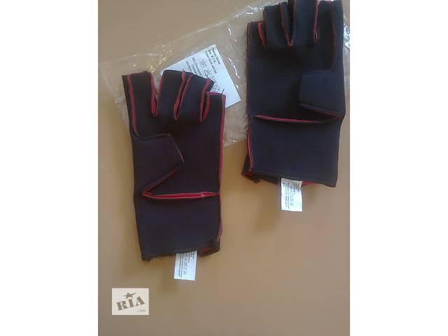 продам bonprix новые термоперчатки темносиние с бордовой отделкой для ненастной погоды плотно сидят на руке приятные удобные бу в Мариуполе