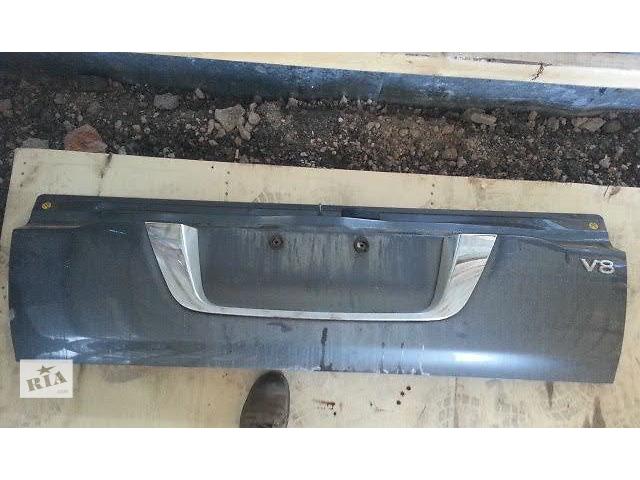 продам Борт задний,крышка багажника нижняя на Toyota Land Cruiser 200 бу в Киеве