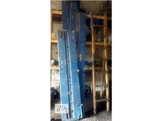 продам Борта алюминиевые ГАЗ 3302 Газель бу в Виннице