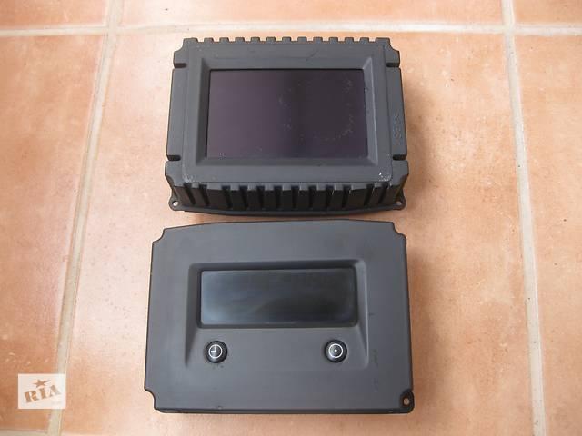 купить бу  Бортовой компьютер монитор дисплей монітор дисплей Opel Vectra C Вектра С  в Львове